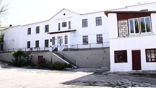 Корпус Бахчисарайского колледжа строительства, архитектуры и дизайна